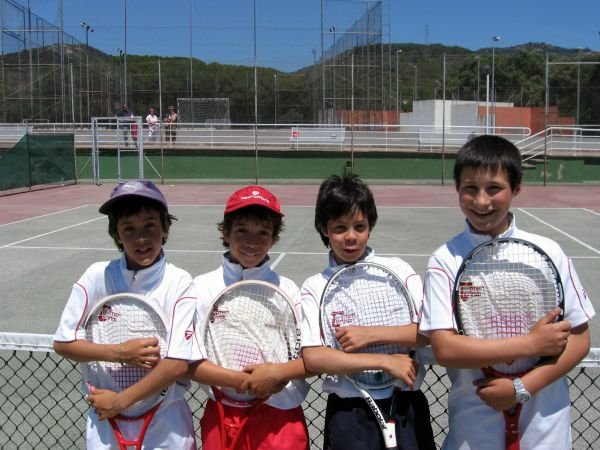 2006 Provincial Team Championships Topten Tennis Boys CHAMPION Team 12 & under BRASS DIVISION