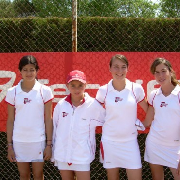 2007 Provincial Team Championships Topten Tennis Girls CHAMPION Team 18 & under SILVER DIVISION