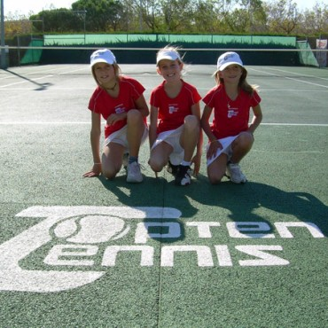 2008 PROVINCIAL TEAM CHAMPIONSHIPS  Topten Tennis Girls CHAMPION Team 10 & Under GOLD DIVISION