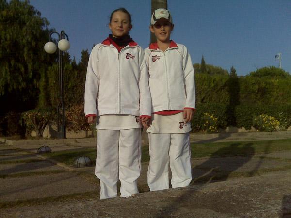 2009 Provincial Team Championships  Topten Tennis Girls CHAMPION Team 10 & Under GOLD DIVISION