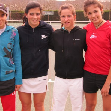 "2011 Provincial Team Championships  Topten Tennis Girls CHAMPION  ""Ladies Open"" GOLD DIVISION"