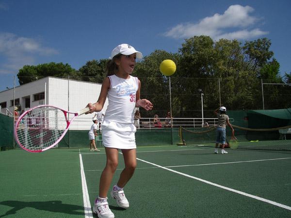 Escuela Tenis Verano 01