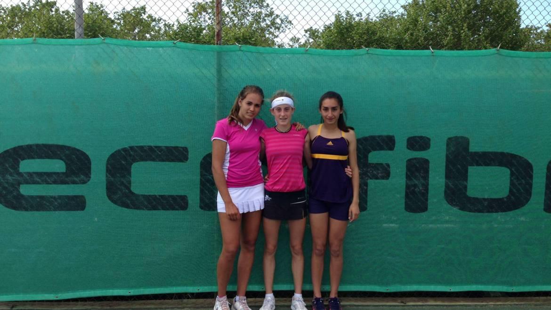 2013 Provincial Team Championships  Topten Tennis CHAMPION Team Ladies GOLD DIVISION