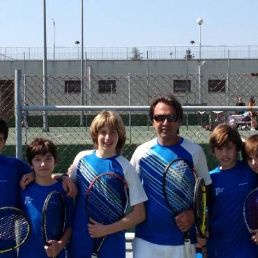 2013 Provincial Team Championships  Topten Tennis Boys RUNNER-UPTeam 16 & Under GOLD DIVISION