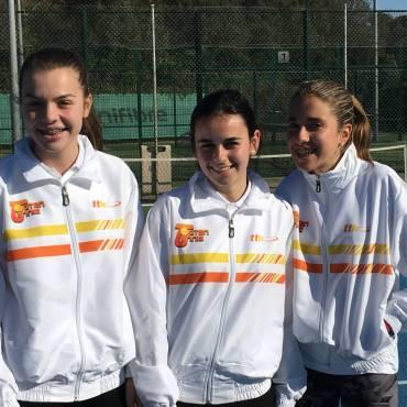 3º provincial cadete femenino oro