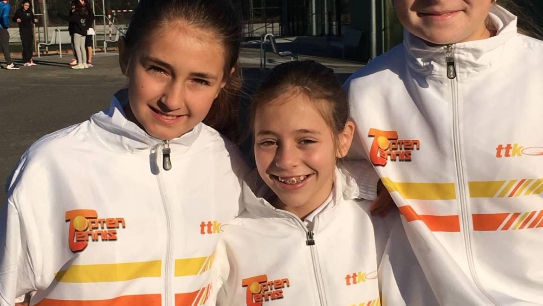 PROVINCIAL CHAMPIONS U-12 GIRLS SILVER DIV.