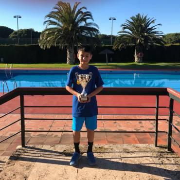 Jordi Llahuna Campeón del Masters de Llafranc