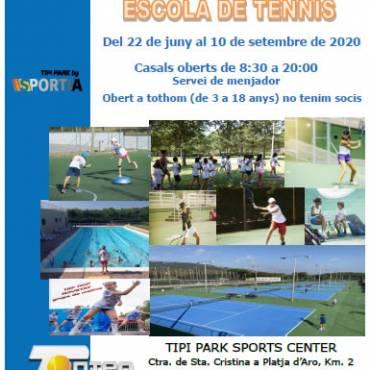 Casales deportivos de verano: inscripciones abiertas