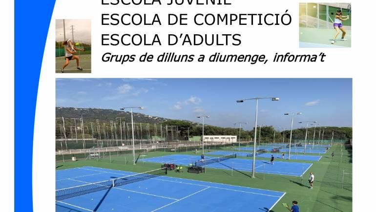 Escuela de Tennis 2020-2021